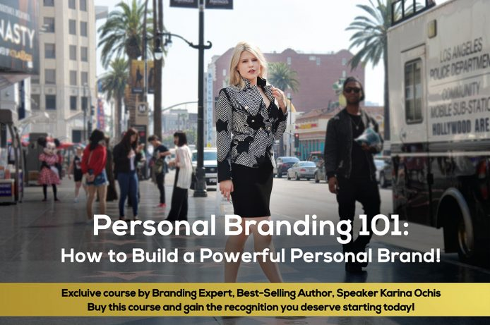 My Online Course Personal Branding 101: How to Build A